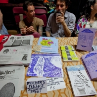 2012-04-15_Brooklyn_Zine_Burn_Collector