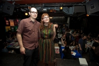 2012-04-15_Brooklyn_Zine_Fest_Matt_Kseniya_2