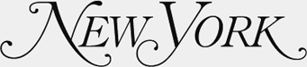 New York Mag logo gray small