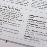 NY Times BZF 2013 - Zine Listings small