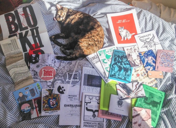 Studium zine haul 1